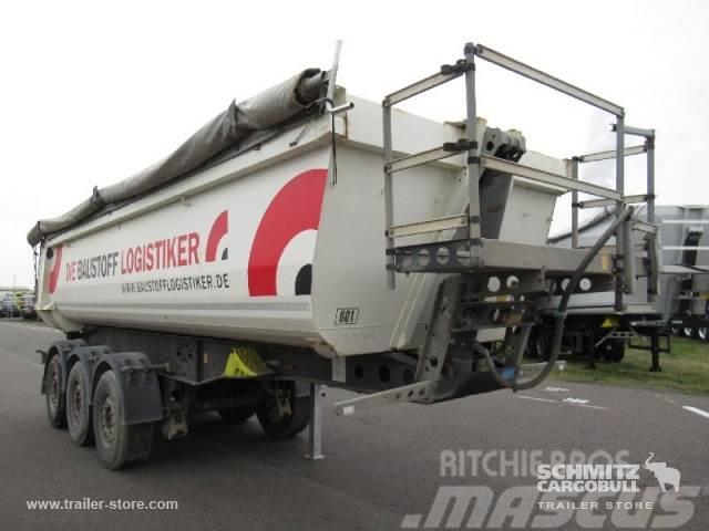 Schmitz Cargobull Kipper Stahlrundmulde 24m³