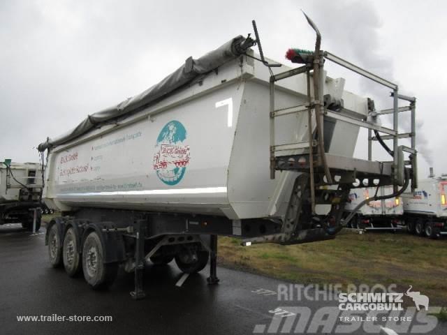 Schmitz Cargobull Kipper Stahlrundmulde 28m³
