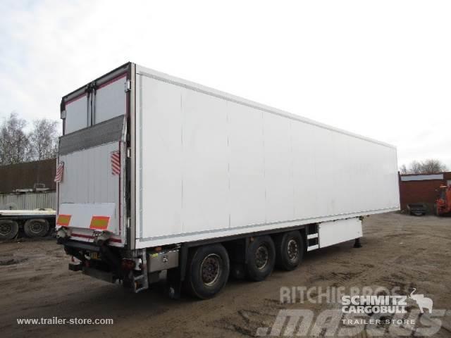 Schmitz Cargobull Tiefkühler Multitemp Doppelstock Trennwand Ladebor
