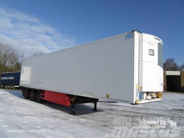 Schmitz Cargobull Tiefkühlkoffer Multitemp Trennwand
