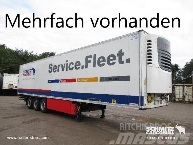 Schmitz Cargobull Tiefkühlkoffer Multitemp Doppelstock Trennwand