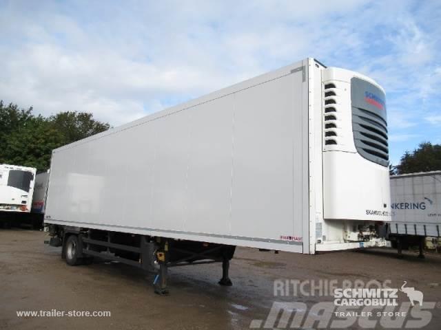 Schmitz Cargobull Tiefkühlkoffer Standard Trennwand Ladebordwand