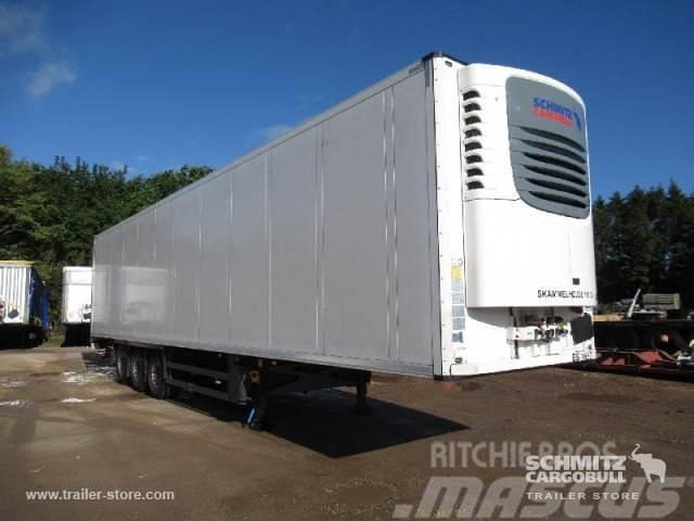 Schmitz Cargobull Tiefkühlkoffer Standard Ladebordwand