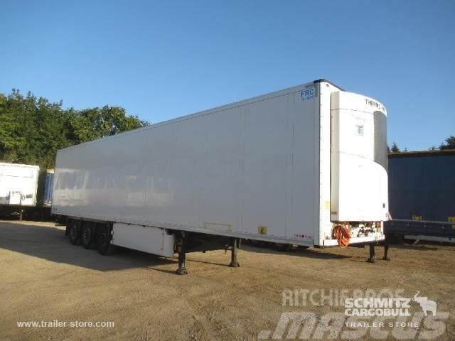 Schmitz Cargobull Tiefkühlkoffer Multitemp Doppelstock
