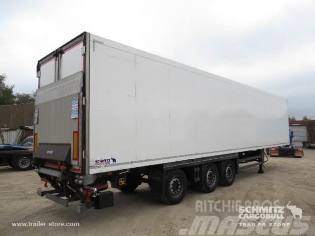 Schmitz Cargobull Tiefkühlkoffer Standard Doppelstock Ladebordwand