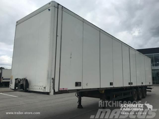Schmitz Cargobull Box Folding wall left