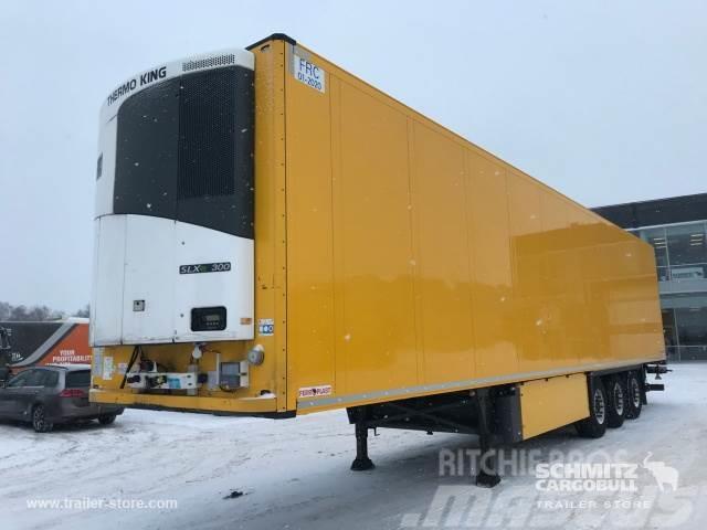 Schmitz Cargobull Reefer Standard Double deck Taillift