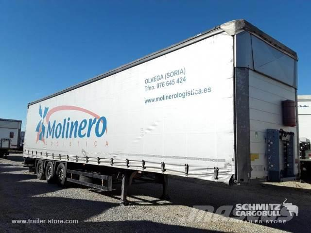 Schmitz Cargobull Semiremolque Lona Varios