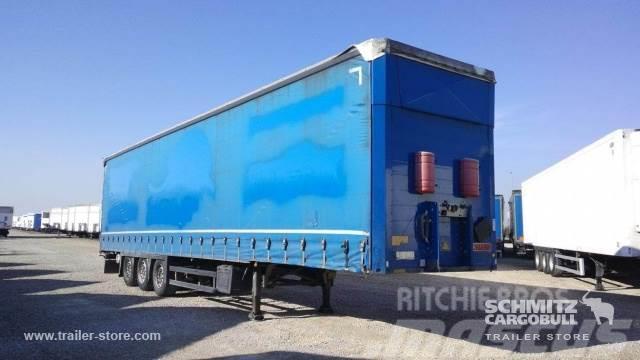 Schmitz Cargobull Semiremolque Lona Mega