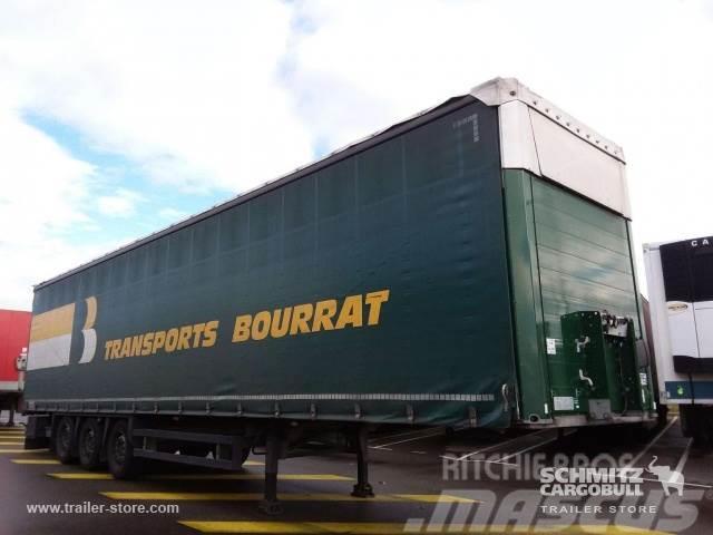 Schmitz Cargobull Semiremolque Lona Porta-bobinas