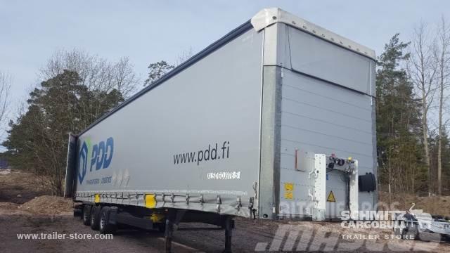 Schmitz Cargobull Schiebeplane Mega