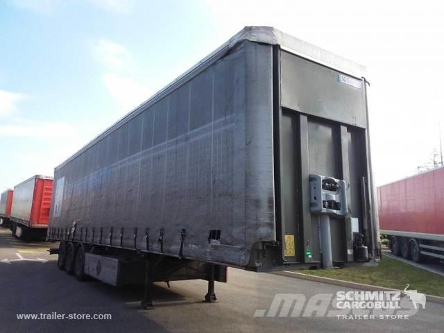 General Trailer Rideaux Coulissant Standard
