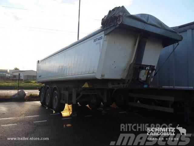 Schmitz Cargobull Benne aluminium 25m³