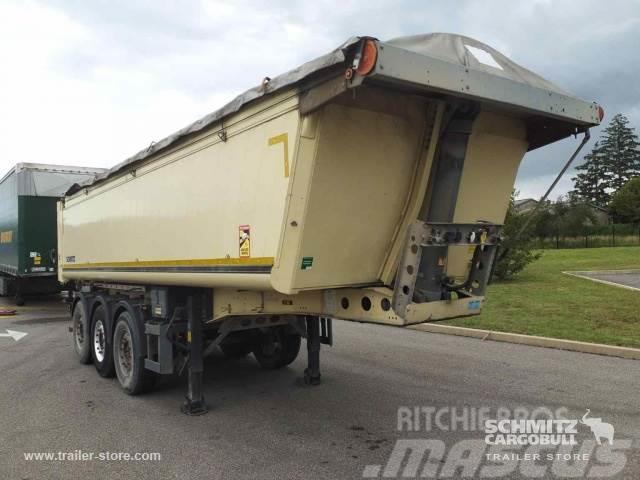 Schmitz Cargobull Benne aluminium 24m³