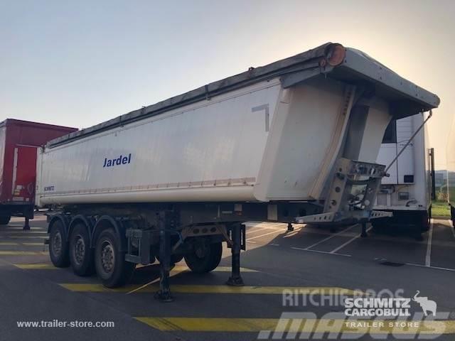 Schmitz Cargobull Benne aluminium