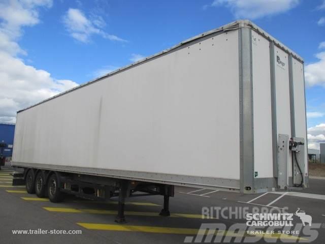 Schmitz Cargobull Fourgon express Double étage