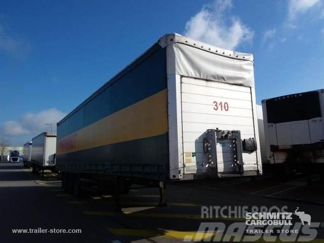 Schmitz Cargobull Rideaux Coulissant Standard
