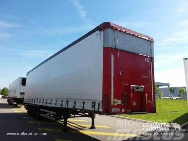 Schmitz Cargobull Rideaux Coulissant Mega