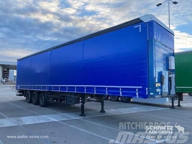 Schmitz Cargobull Rideaux Coulissant Standard Hayon