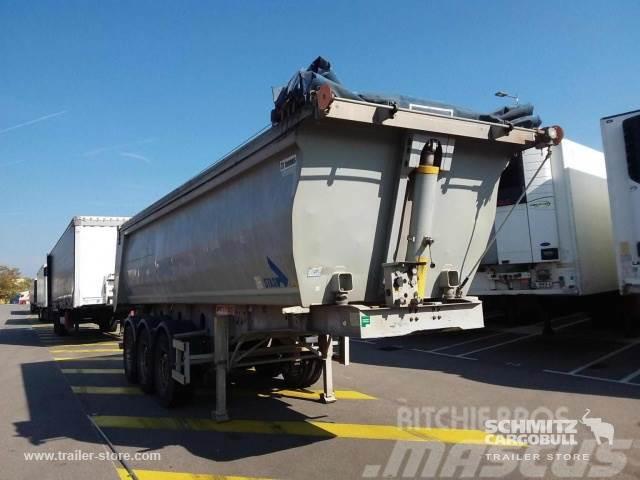 Stas Benne aluminium 25m³
