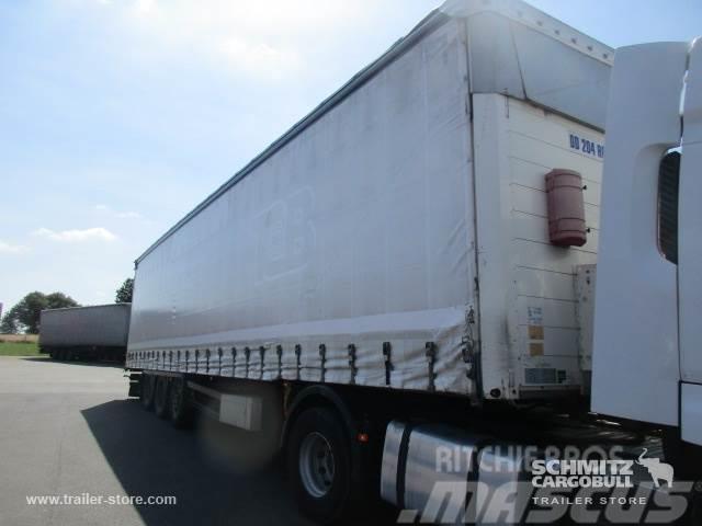 Schmitz Cargobull Rideaux Coulissant Mega Double étage