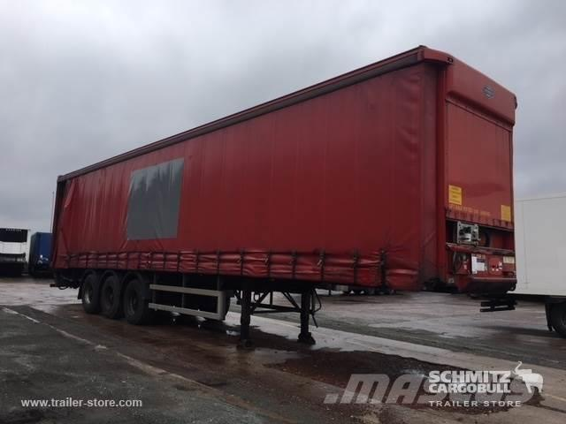 [Other] Cartwright Curtainsider Taillift