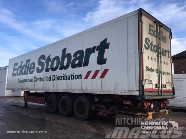 Schmitz Cargobull Reefer multitemp Taillift