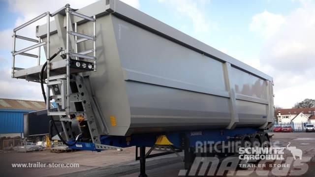 Schmitz Cargobull Tipper steel-square sided body