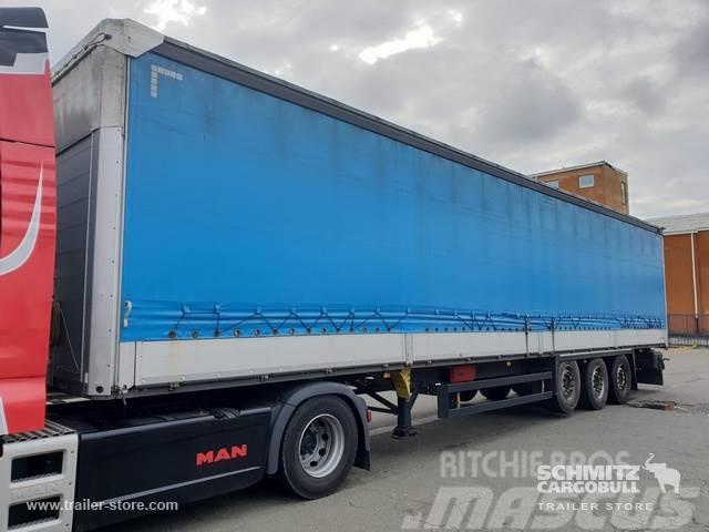 Schmitz Cargobull Curtainsider Dropside