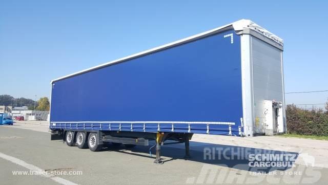 Schmitz Cargobull Curtainsider Mega