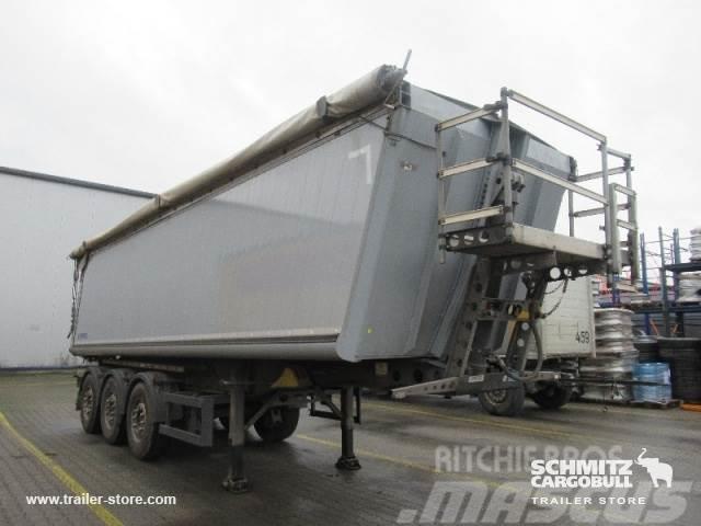 Schmitz Cargobull Tipper Alu-square sided body 39m³