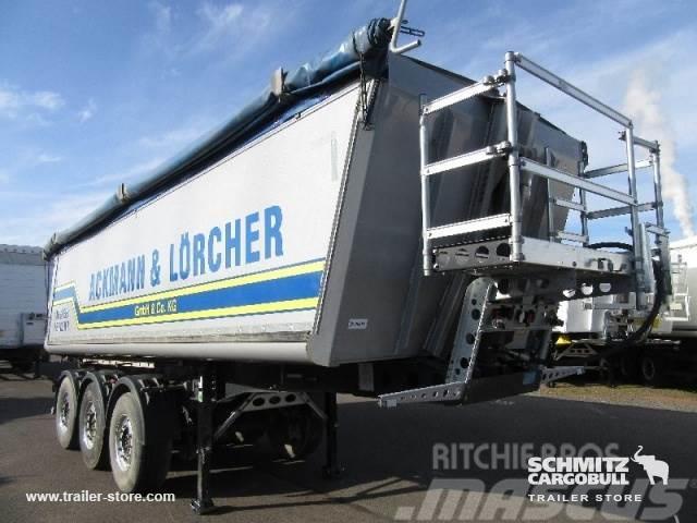 Schmitz Cargobull Tipper Alu-square sided body 299m³