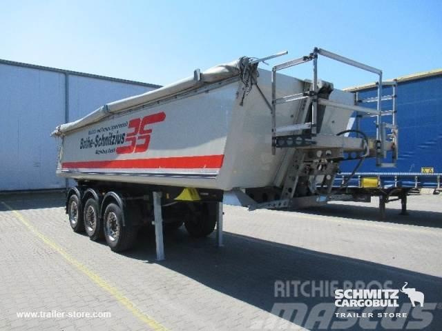 Schmitz Cargobull Tipper Alu-square sided body 24m³