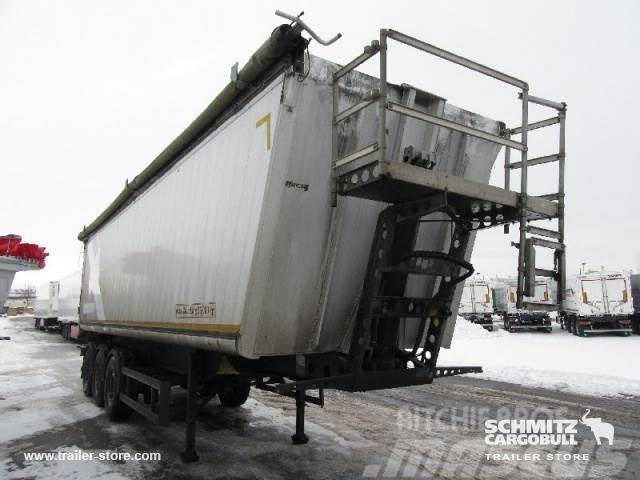 Schmitz Cargobull Tipper Alu-square sided body 52m³