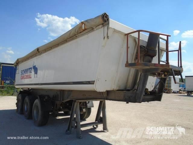 Schmitz Cargobull Tipper Alu-square sided body