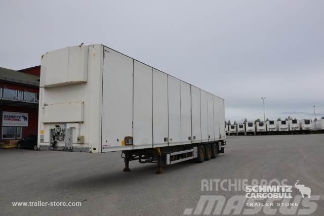 Schmitz Cargobull Dryfreight box Double deck Folding wall left