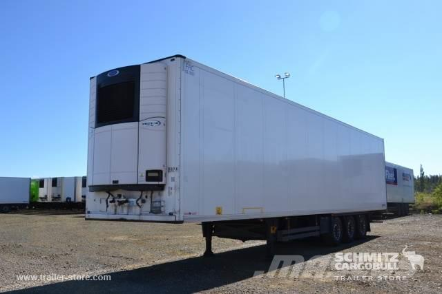 Schmitz Cargobull Reefer Standard Double deck Side door both sides