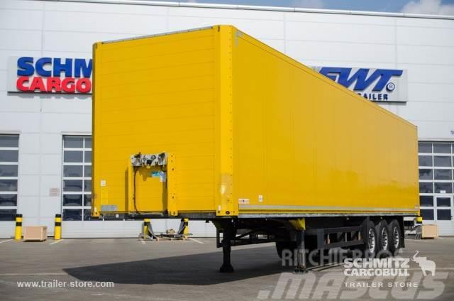 Schmitz Cargobull Insulated box Roller shutter door