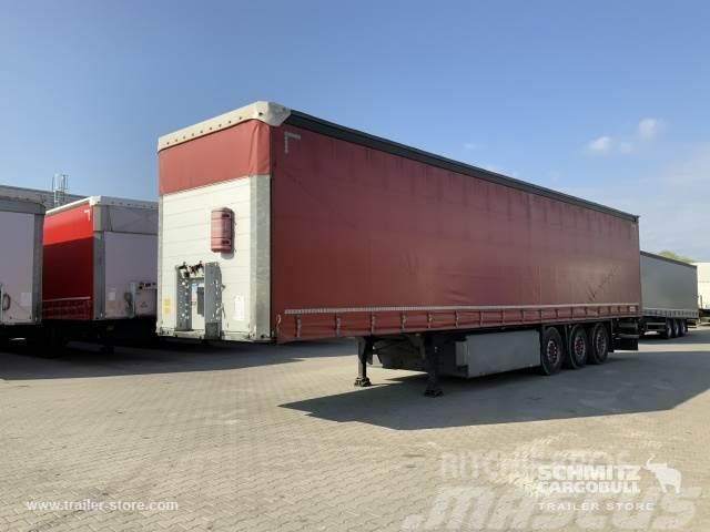 Schmitz Cargobull Curtainsider Coil Side door both sides