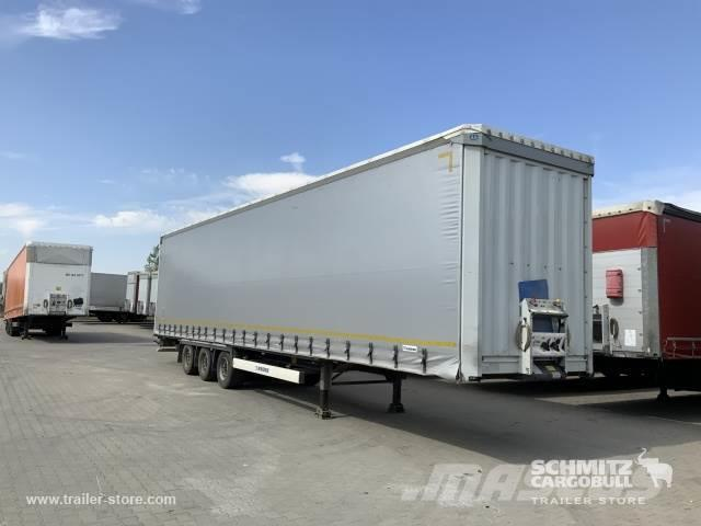 Krone Curtainsider Mega Side door both sides