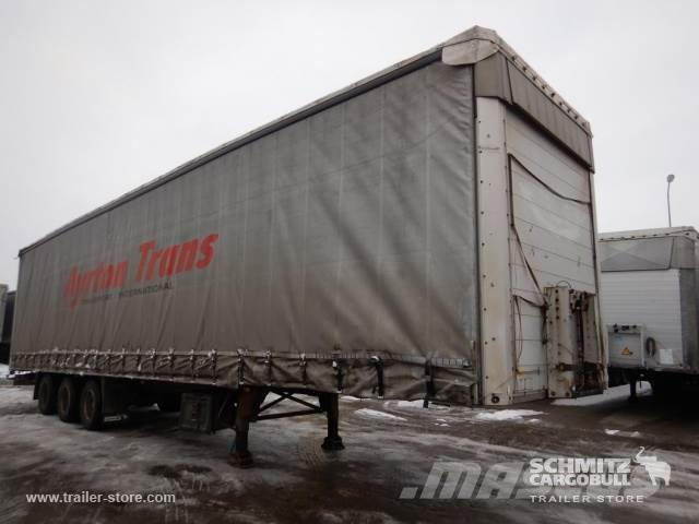 Schmitz Cargobull Curtainsider Mega Side door both sides