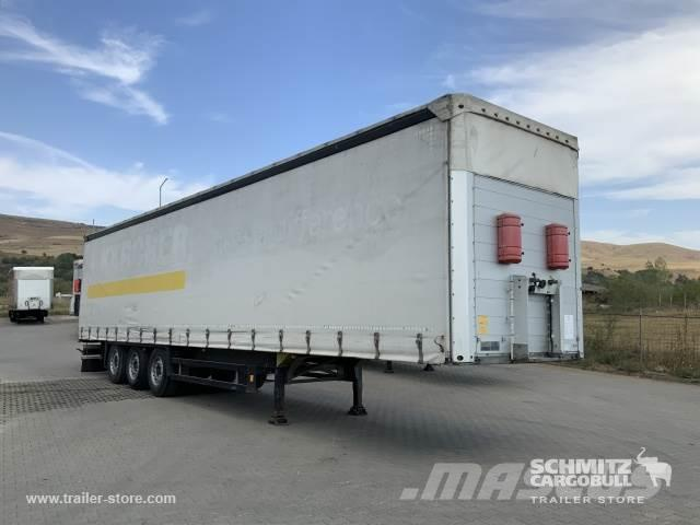Schmitz Cargobull Curtainsider Standard Side door both sides