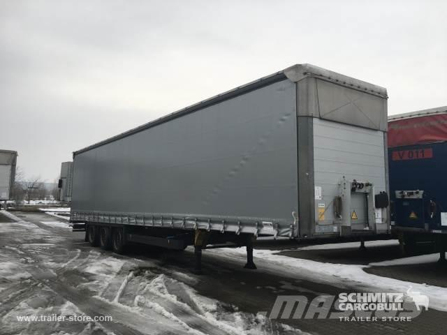 Schmitz Cargobull Curtainsider Standard Side door both sides
