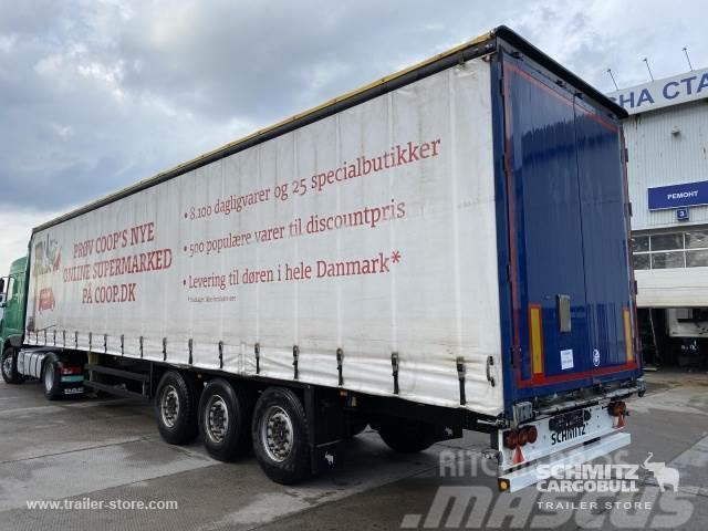 Schmitz Cargobull Schiebeplane