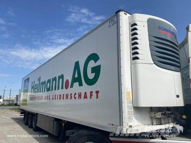 Schmitz Cargobull Tiefkühlkoffer Standard Doppelstock Seitentür beid