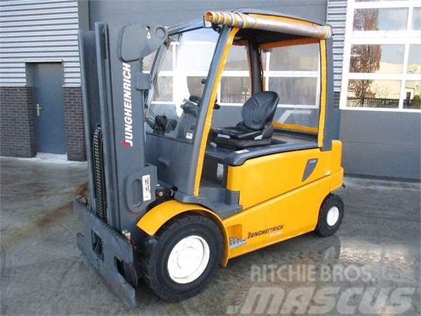 Electric Forklift Jungheinrich Erv308: Used Jungheinrich EFG 545 Electric Forklift Trucks Year
