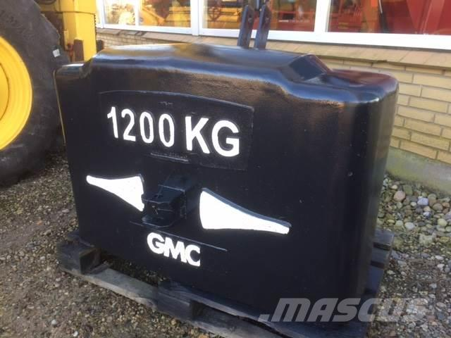 GMC frontvægt 1200 kg