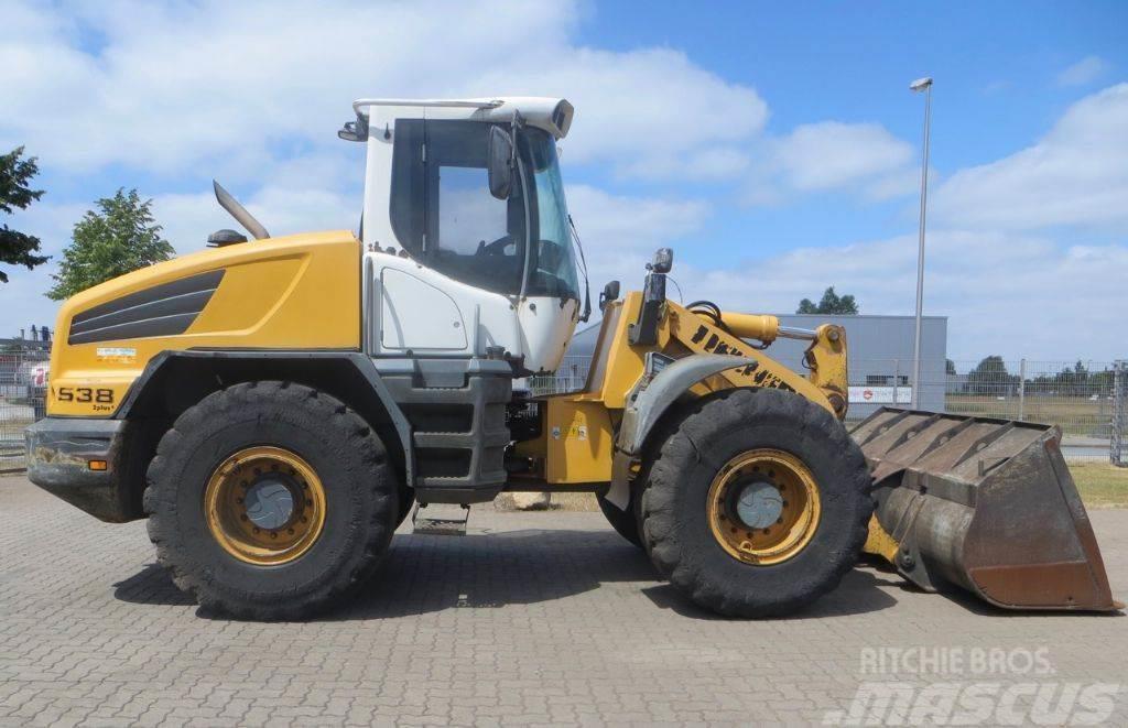 Liebherr L 538 2plus1 Serie 1268