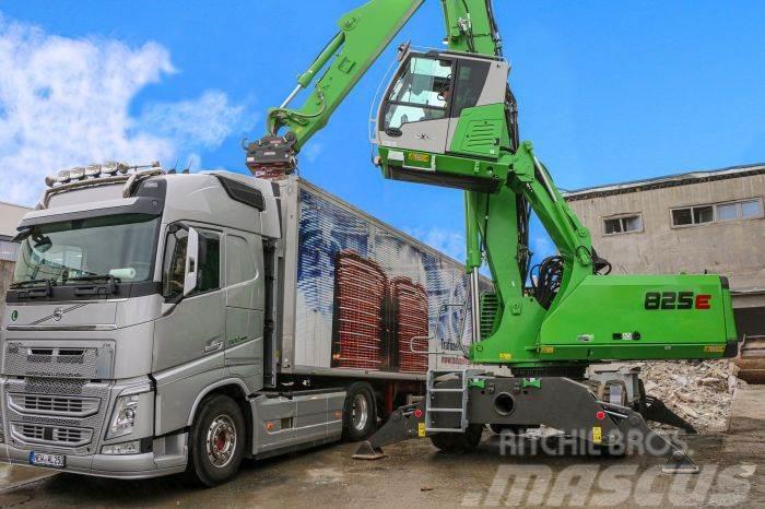 Sennebogen 825 M - Abbruchmaschine kaufen