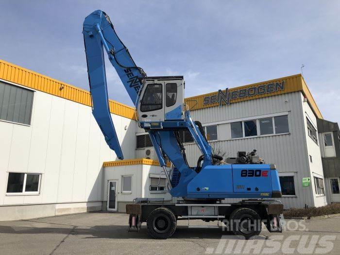 Sennebogen 830 M - Materialumschlagmaschine kaufen